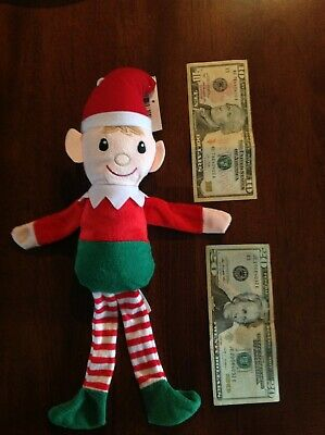 Personalized, Christmas ELF Doll, Name of your choice, Boy or Girl