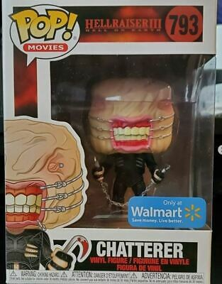 Funko Pop! Hellraiser 3: CHATTERER Wal Mart Exclusive PREORDER! + Gift