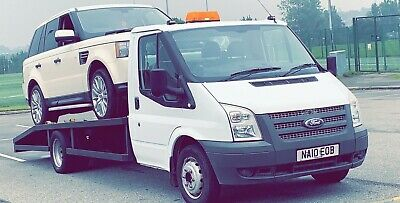 Ford Transit 2.4 Recovery Truck Car Transporter