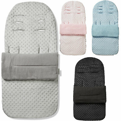 Dimple Footmuff / Cosy Toes Compatible with Bob