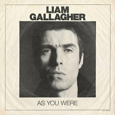 Liam Gallagher - As You Were (2017)  CD  NEW/SEALED  SPEEDYPOST