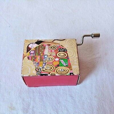 Vintage Original Music Box ♫ FUR ELISE ♫ German By Fridolin for Funs Collections