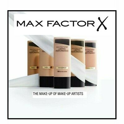 Max Factor Lasting Performance Touch-Proof Foundation 35ml - CHOOSE SHADE