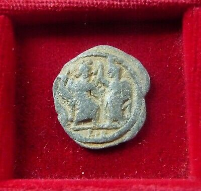 EGYPT, Uncertain. 2nd-3rd centuries AD. PB Tessera Dated ye