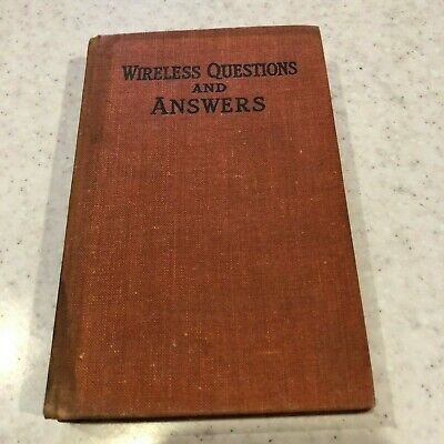 Wireless Questions And Answers Book
