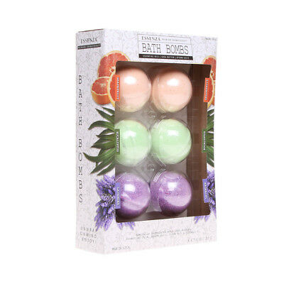 Essenza 6-Pack Bath Bomb Gift Set  Cyber Monday