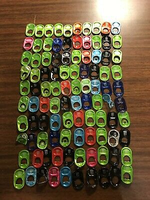 100 Monster Energy Can Tabs - Unlock the Vault Promo - Free Shipping