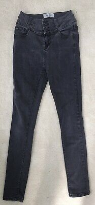New Look 915  High Waisted Jeans Age 13
