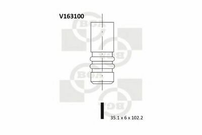 SAAB 9-3 2.0 Inlet Valve 09 to 12 B207R BGA 12786696 641066 Quality Replacement
