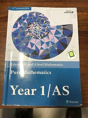 Edexcel AS and A level Mathematics Pure Mathematics Year 2