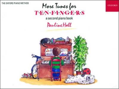 More Tunes for Ten Fingers, Pauline Hall, Used; Good Book