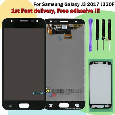 Display LCD For Samsung Galaxy J3 2017 SM-J330F Touch Screen Black Digitizer UK