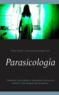 Parasicologia by Duthel, Heinz  New 9783748119173 Fast Free Shipping,,