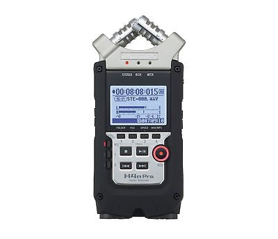 Zoom H4n Pro 4-Channel Handy Recorder - Super Clean