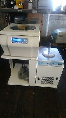 LaboGene Vacuum Concentrator with cooling trap and vacuum pump