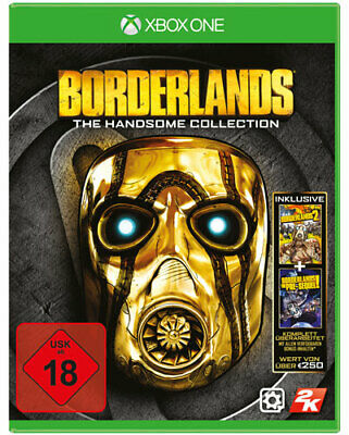 FSK18- Borderlands: The Handsome Collection (XBox One)
