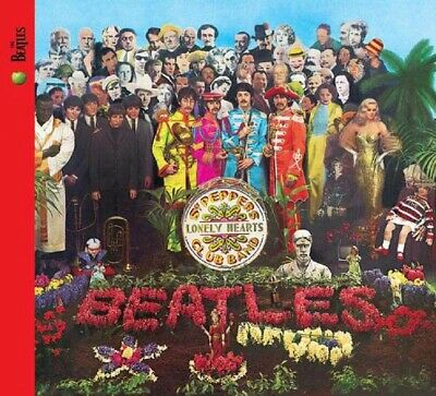 The Beatles - Sgt. Pepper's Lonely Hearts Club Band (Stereo Remaster) (Limited-E