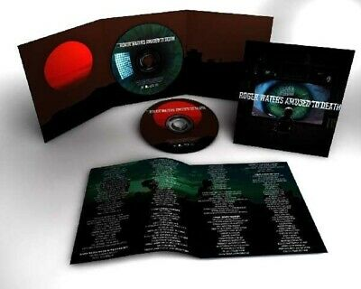 Roger Waters - Amused To Death (Remastered) (2015 Edition) (CD + Blu-ray Audio)