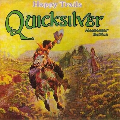 Quicksilver Messenger Service - Happy Trails - Repertoire RR 4868 - (CD / Titel