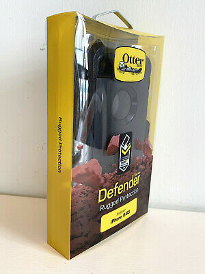 New OtterBox Defender Series Case For iPhone 6 & iPhone 6s BLACK Color