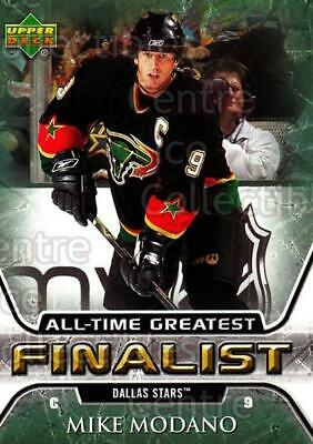 2005-06 Upper Deck All-Time Greatest #19 Mike Modano