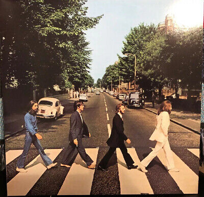 The Beatles Abbey Road LP 180g Vinyl 2012 Apple Stereo EX/NM