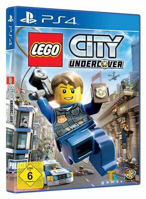 LEGO City Undercover  (SONY® PS4)