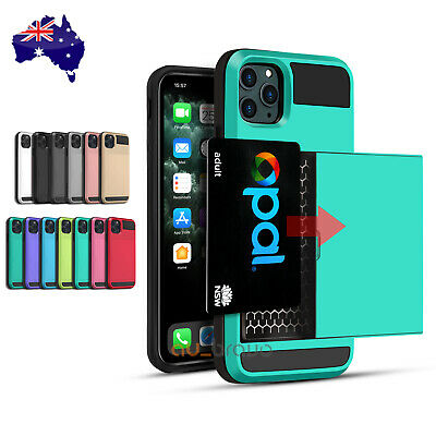 iPhone 11 Pro MAX XS MAX XR Case Cover Shockproof Heavy Duty Protective Apple