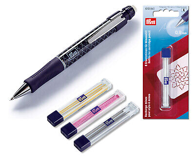 Prym extra fine cartridge pencil and refills