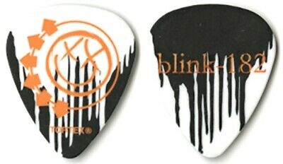Blink 182 Tom DeLonge authentic 2011 tour issued custom stage band Guitar Pick