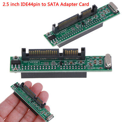 IDE 44 Pin to SATA Laptop Adapter, Convert 2.5 Inch IDE HDD Hard Disk 2Y