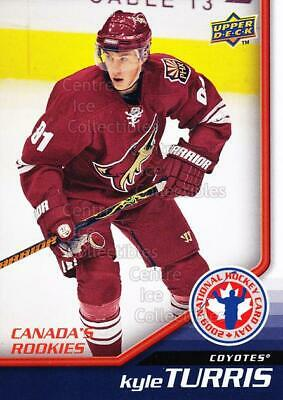 2009 Upper Deck National Hockey Card Day #2 Kyle Turris