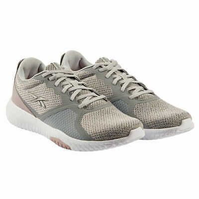 Reebok Ladies' Flexagon Force Shoes - GRAY/PINK (Select Size) * FAST SHIPPING *