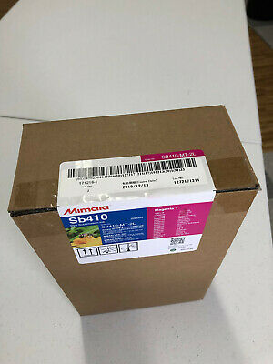 SB410 Dye Sublimation Magenta Ink for Mimaki TS500-1800 Printer