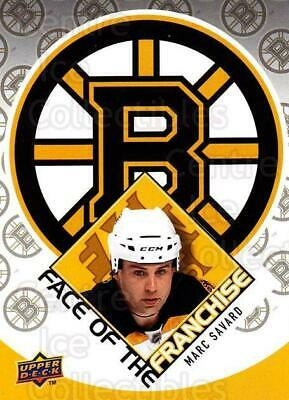 2009-10 Upper Deck Face of the Franchise #6 Marc Savard
