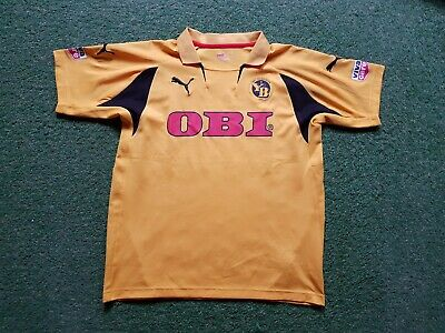 BSC Young Boys Bern Trikot S 2007 2008 Puma Football Shirt Jersey OBI