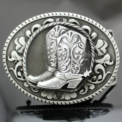 Western Rodeo Swooping Eagle Belt buckle to fix to own Belt Cowboy Line Dancing
