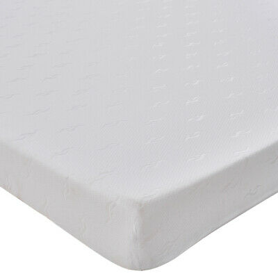 PANANA MATTRESS NO SPRING 4ft6 MEMORY FOAM ORTHOPEADIC MATTRESS 12cm