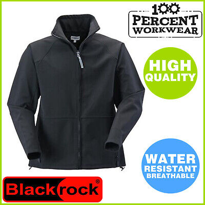 High Quality Water Resistant Breathable Soft Shell Work Jacket Hiking Softshell