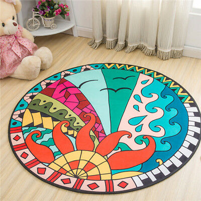 Toys Activities Round Baby Nursery Rug Kids Play Mat Portable Toy Storage Bag Fox Mat Carpet Ji Baby Itkart Org