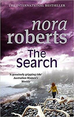 The Search by Nora Roberts PAPERBACK 2011