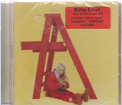 CD- Billie Eilish Don't Smile At Me EP NEW 602577992025 SHIPS NOW!