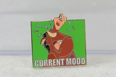 Disney Parks Pin Current Mood Mystery Set Pumbaa Lion King