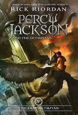 The Last Olympian [Percy Jackson and the Olympians, Book 5]
