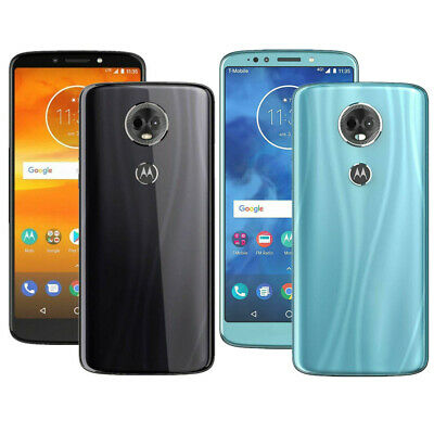 Motorola Moto E5 Plus XT1924 4G ATT GMS Android 13MP 32GB Smartphone Unlocked