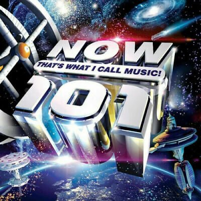 NOW THAT'S WHAT I CALL MUSIC! 101 (2018) 46-track 2-CD NEW/SEALED