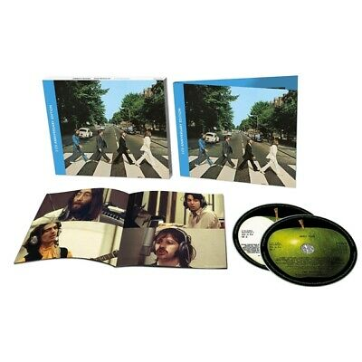The Beatles - Abbey Road-50Th Anniversary (Limited 2Cd)  2 Cd Neu+