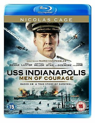 Uss Indianapolis Men Of Courage (Blu-Ray)