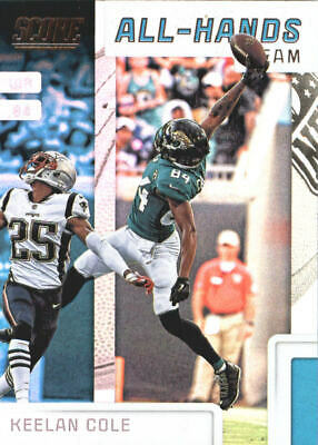2019 Score Football Insert +Parallel Cards (A4140) - You Pick - 10+ FREE SHIP