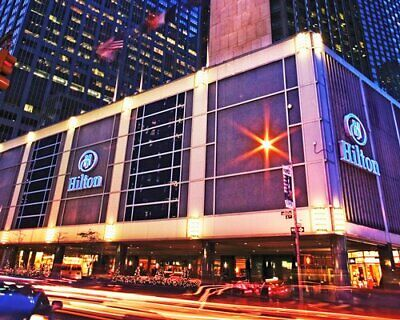 The Hilton Club At New York 7,000 Annual Points Timeshare For Sale!